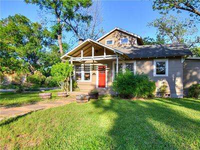 Austin Single Family Home For Sale: 4817 Caswell Avenue