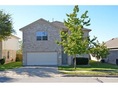 Buda Single Family Home For Sale: 232 Dark Horse Ln