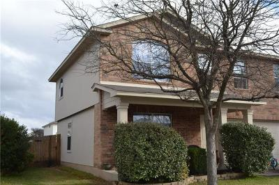 Hutto Single Family Home For Sale: 223 Altamont St W