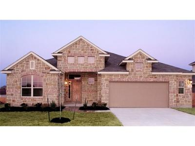 Buda Single Family Home For Sale: 468 Betony Loop