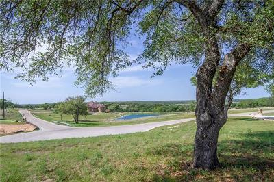 Williamson County Residential Lots & Land For Sale: 1113 Eagle Point Dr