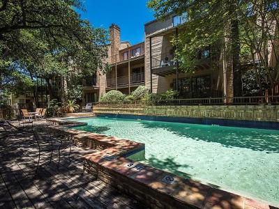 Austin TX Condo/Townhouse For Sale: $460,000