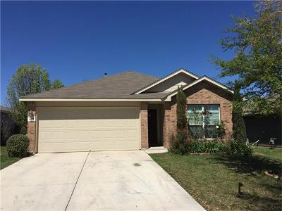 San Marcos Single Family Home Pending - Taking Backups: 209 Wisteria Way