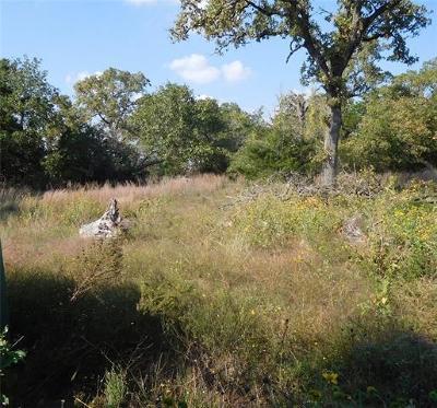 Bastrop County Residential Lots & Land Pending - Taking Backups: Edmonson Ln