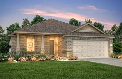 Austin TX Single Family Home For Sale: $284,915