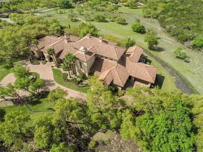 Austin Single Family Home For Sale: 2502 Dominion Hl