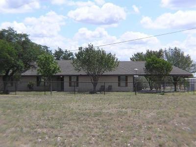 Salado Single Family Home Pending - Taking Backups: 202 Seven Ranch Rd
