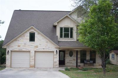 Wimberley Single Family Home For Sale: 6 Susha Rd