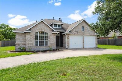 Pflugerville Single Family Home Pending - Taking Backups: 1104 N Railroad Ave