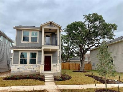 Leander Single Family Home For Sale: 1820 Pecan Island Dr