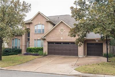 Hays County, Travis County, Williamson County Single Family Home For Sale: 12300 Aralia Ridge Dr