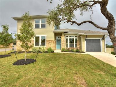 Leander Single Family Home For Sale: 1758 Rowdy Loop