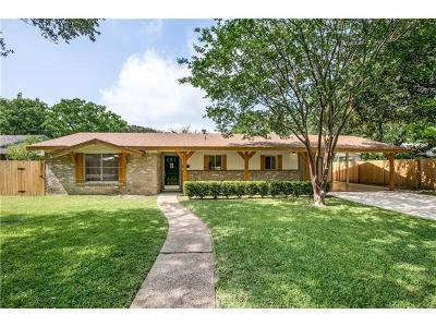 Austin Single Family Home Pending - Taking Backups: 3001 Greenlawn Pkwy