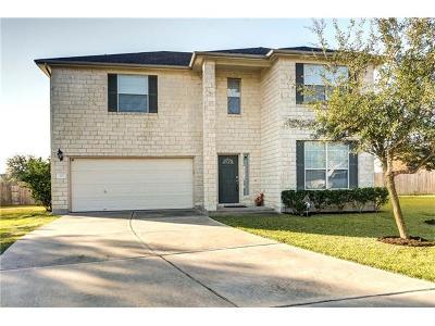 Single Family Home For Sale: 210 Caliber Cv