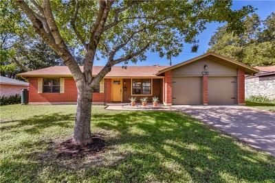 Single Family Home For Sale: 8612 Primrose Ln