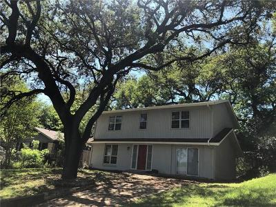 Austin Single Family Home For Sale: 509 Lightsey Rd