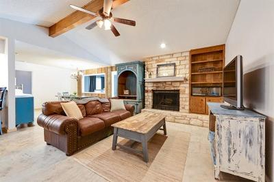 Single Family Home For Sale: 3306 Broken Spoke Trl