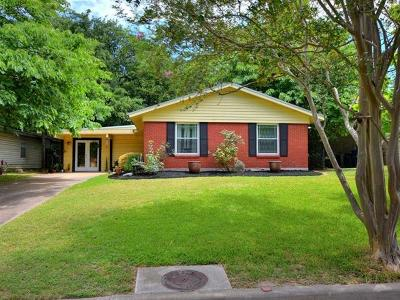 Single Family Home For Sale: 814 Orland Blvd