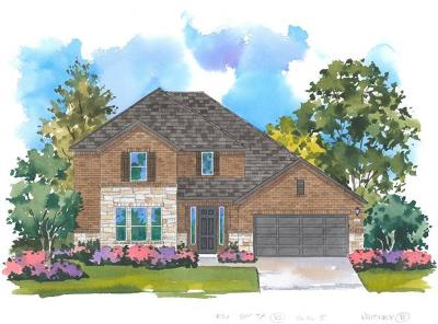 Pflugerville Single Family Home For Sale: 3900 Harbor Point Drive