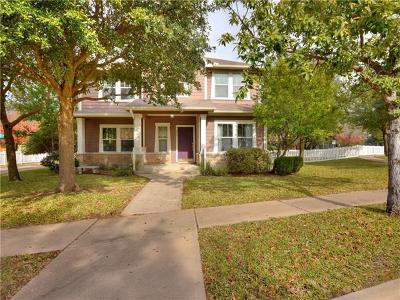 Cedar Park Single Family Home For Sale: 921 Truman Ln