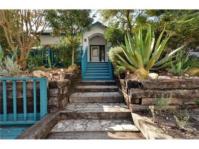 Wimberley Single Family Home Pending - Taking Backups: 6 Tremont Trce