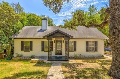 Austin Single Family Home Pending - Taking Backups: 2217 Rebel Rd