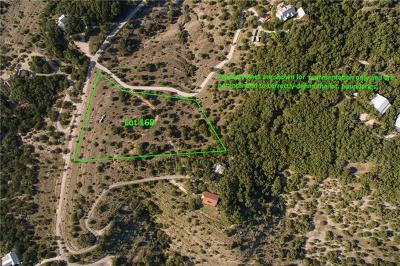 Wimberley Residential Lots & Land For Sale: Lot 16B Limestone Trl