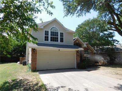 Austin Single Family Home Pending - Taking Backups: 4704 Castleman Dr