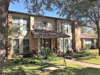 Austin Single Family Home For Sale: 10600 Gungrove