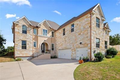 Austin Single Family Home For Sale: 7905 Aria Loop
