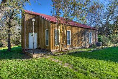 Austin Single Family Home Pending - Taking Backups: 2007 Rain Water Dr