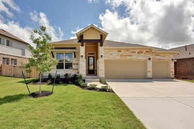 Pflugerville Single Family Home For Sale: 20309 Martin Ln