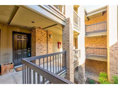 Austin Condo/Townhouse For Sale: 8888 Tallwood Dr #2207