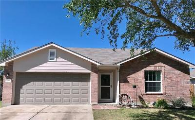 Hutto Single Family Home For Sale: 218 Sylvan St