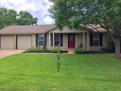 Travis County Single Family Home For Sale: 6602 Danwood Dr