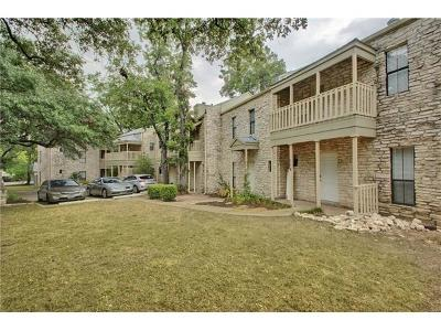 Travis County Condo/Townhouse For Sale: 4401 Speedway #100