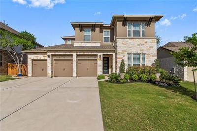 Cedar Park Single Family Home For Sale: 406 Dry Gulch Bnd