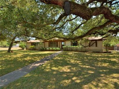 Hays County, Travis County, Williamson County Single Family Home For Sale: 13105 Easley Dr