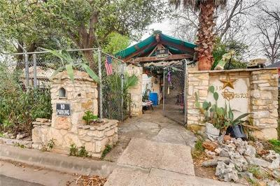 Austin Single Family Home For Sale: 739 Cherico St