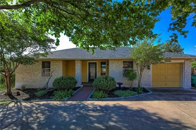 Lago Vista Single Family Home Pending - Taking Backups: 20623 Highland Lake Dr