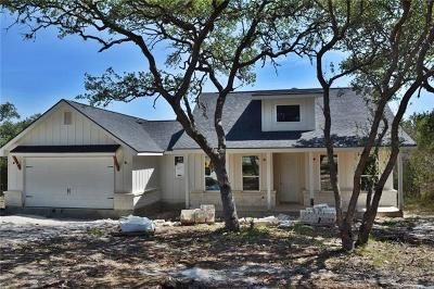 Canyon Lake Single Family Home For Sale: 754 Monarch