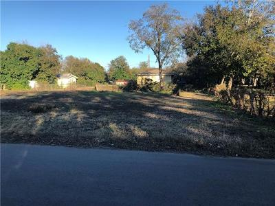Seguin Residential Lots & Land For Sale: 909 8th St