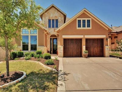 Round Rock Single Family Home For Sale: 1941 Kempwood Loop