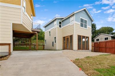 Austin Condo/Townhouse For Sale: 1317 Fort Branch #B
