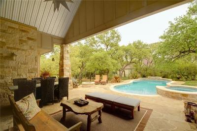 Dripping Springs Single Family Home For Sale: 308 Golden Eagle Ln