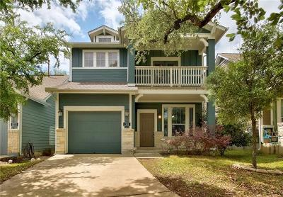 Hays County, Travis County, Williamson County Single Family Home For Sale: 1301 Central Park Ct