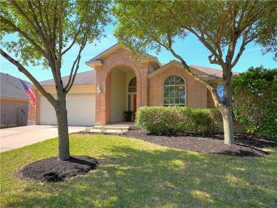 Austin Single Family Home For Sale: 11513 Misty White Dr