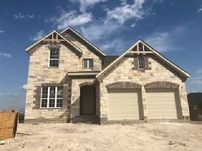 Round Rock TX Single Family Home For Sale: $326,777