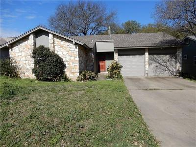 Single Family Home For Sale: 11614 Fast Horse Dr