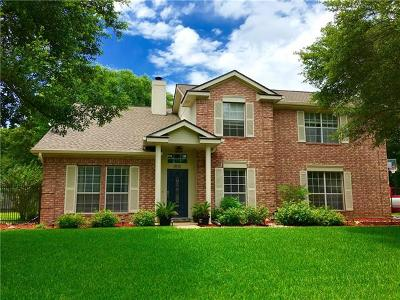 Austin Single Family Home For Sale: 4104 Paseo Dr